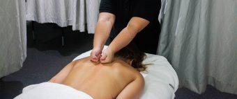 q academy gold coast massage session