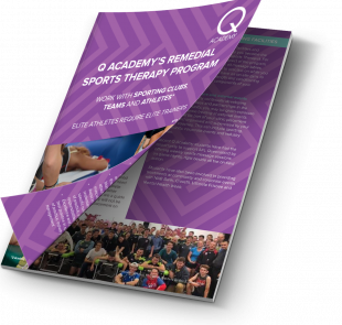 Q Academy's remedial sport therapy program