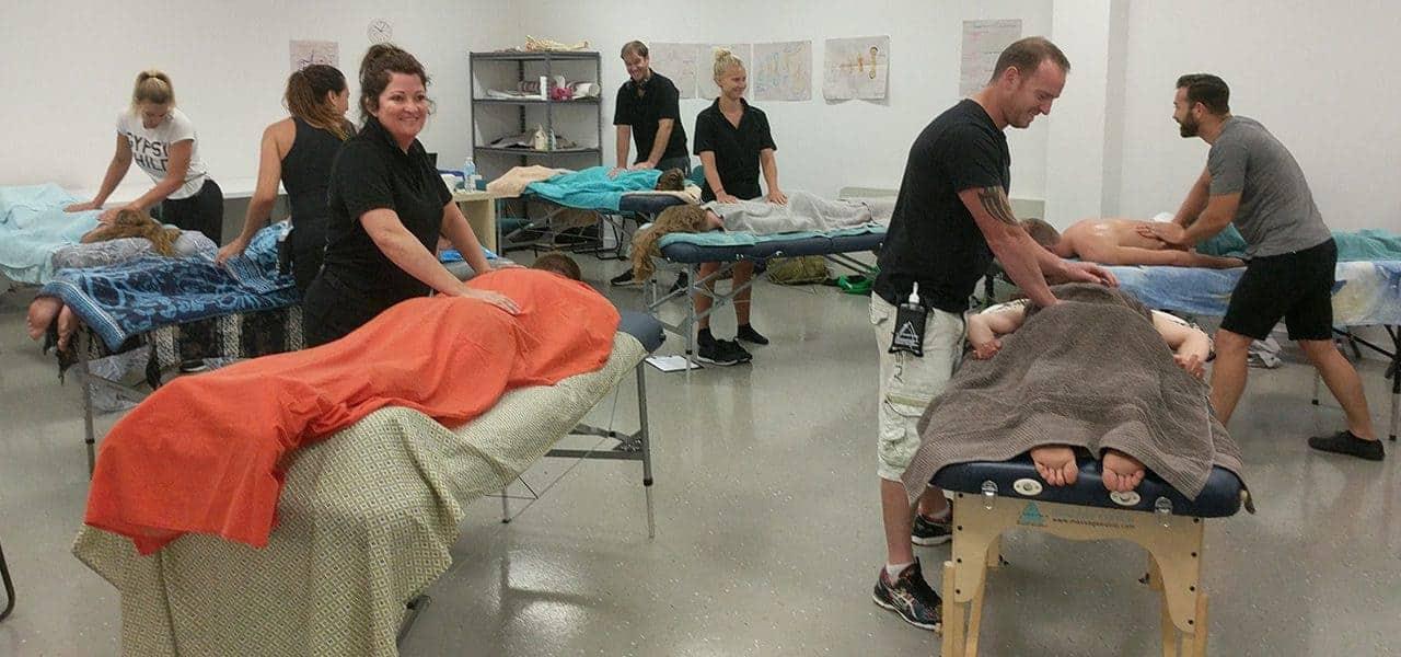 Students learning at Q Academy Sunshine Coast