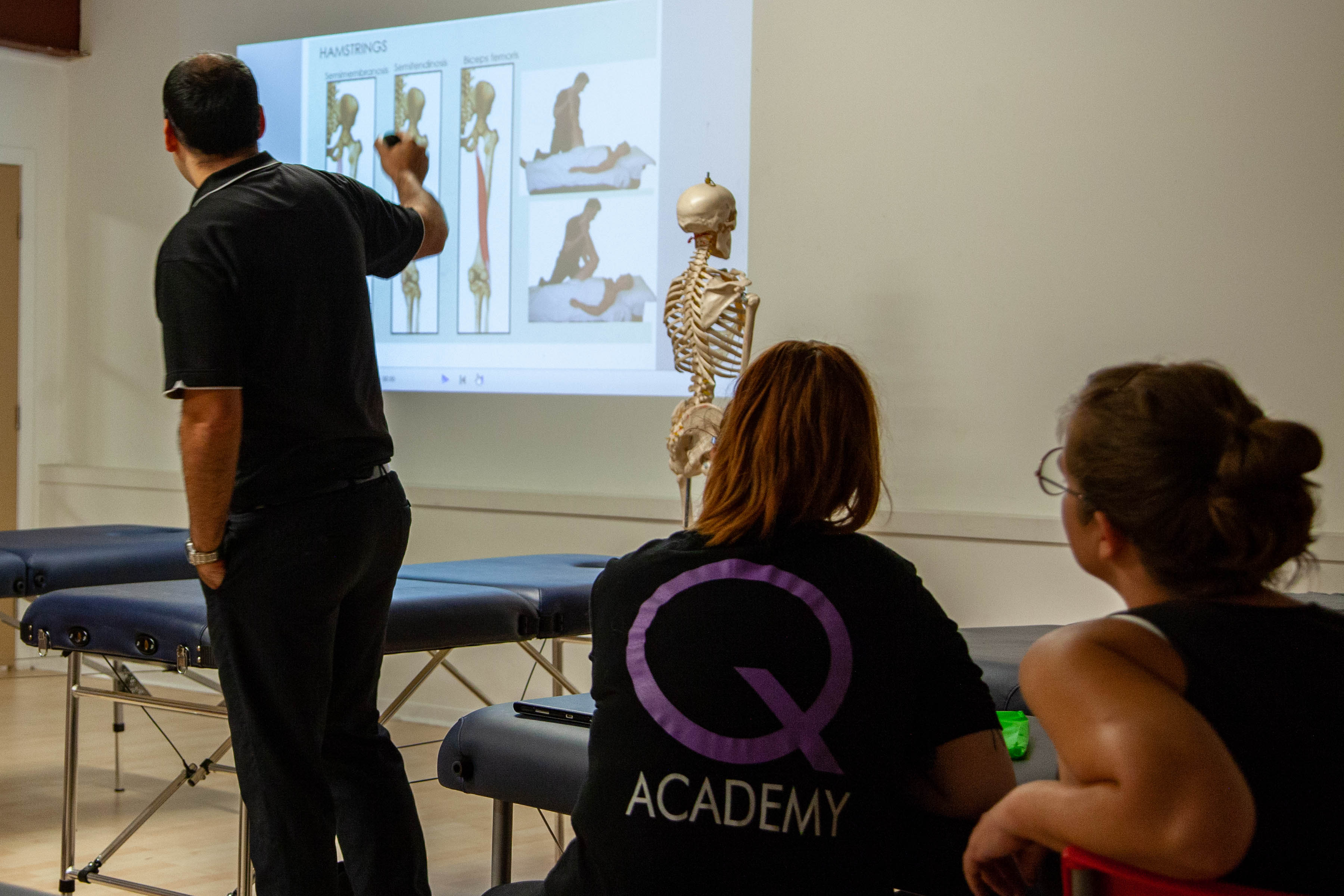 5 reasons to study Remedial Massage Therapy with Q Academy