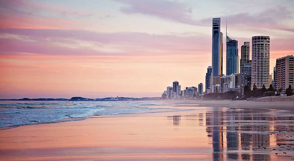 Why international students choose to study on the Gold Coast